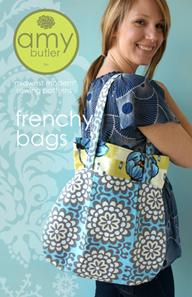 Picture of Amy Butler's frenchy bag
