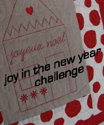 Joy in the New Year Challenge