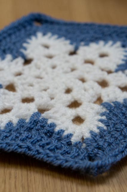 Free Crochet Pattern For Snowflake Granny Square : Crochet what kt made next